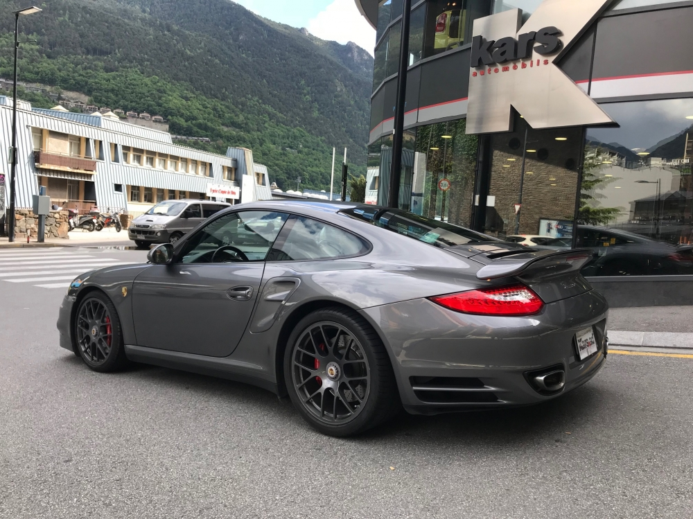 Porsche 911 / 997 Turbo PDK