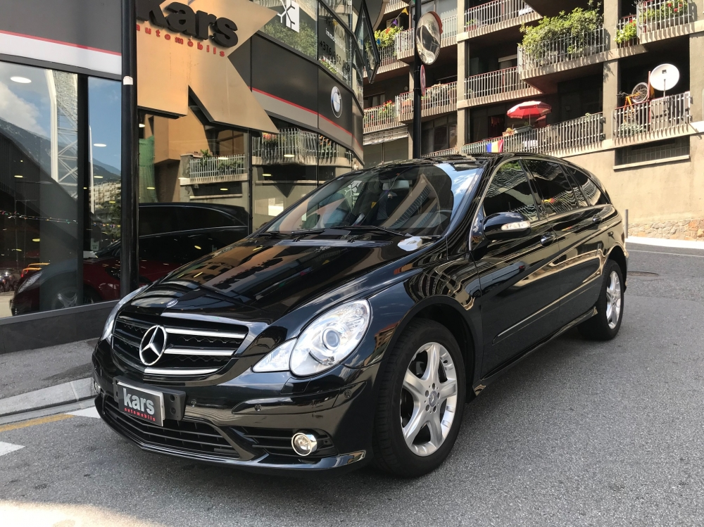 Mercedes-Benz R 320 CDI  L 4 matic