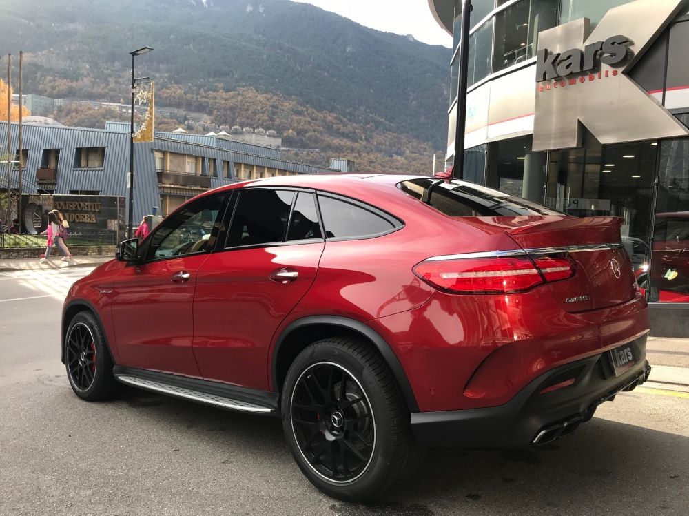 Mercedes-Benz GLE 63 Amg S Coupé