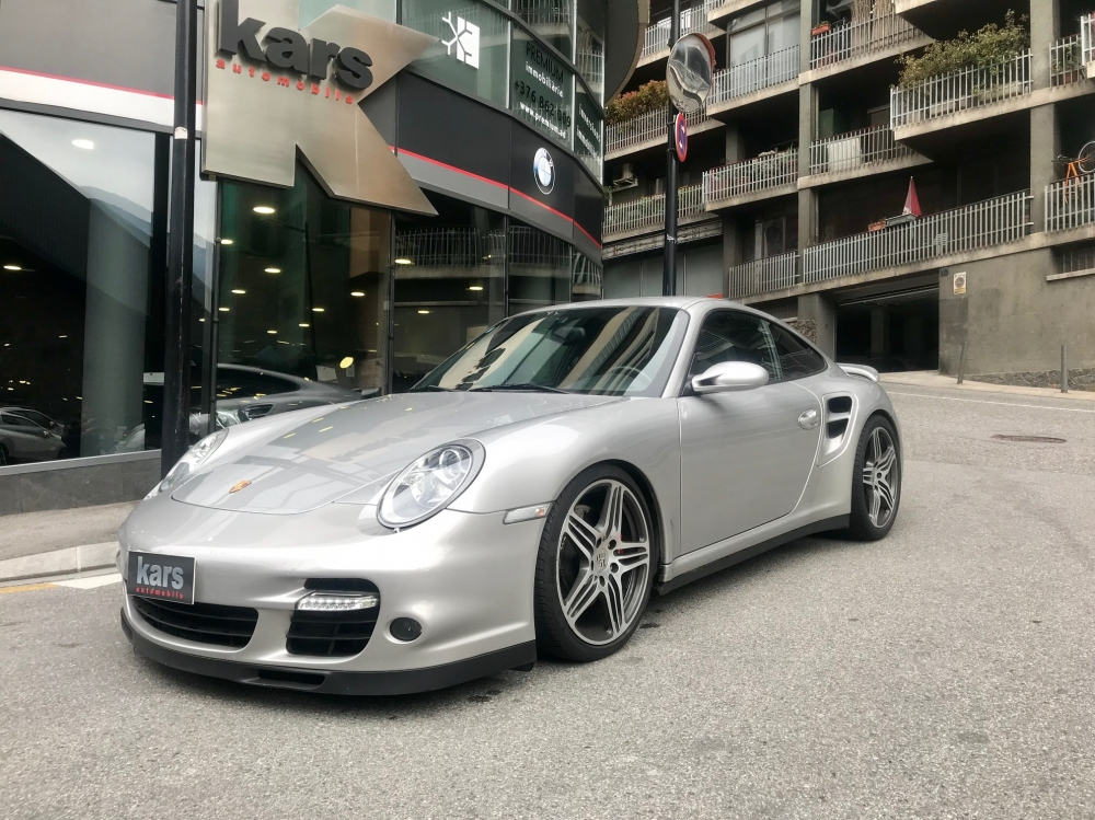 Porsche 911 / 997 Turbo Tiptronic