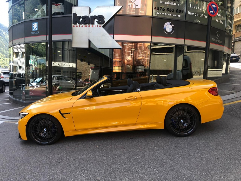BMW M4 Cabriolet 30th Anniversary 1/300