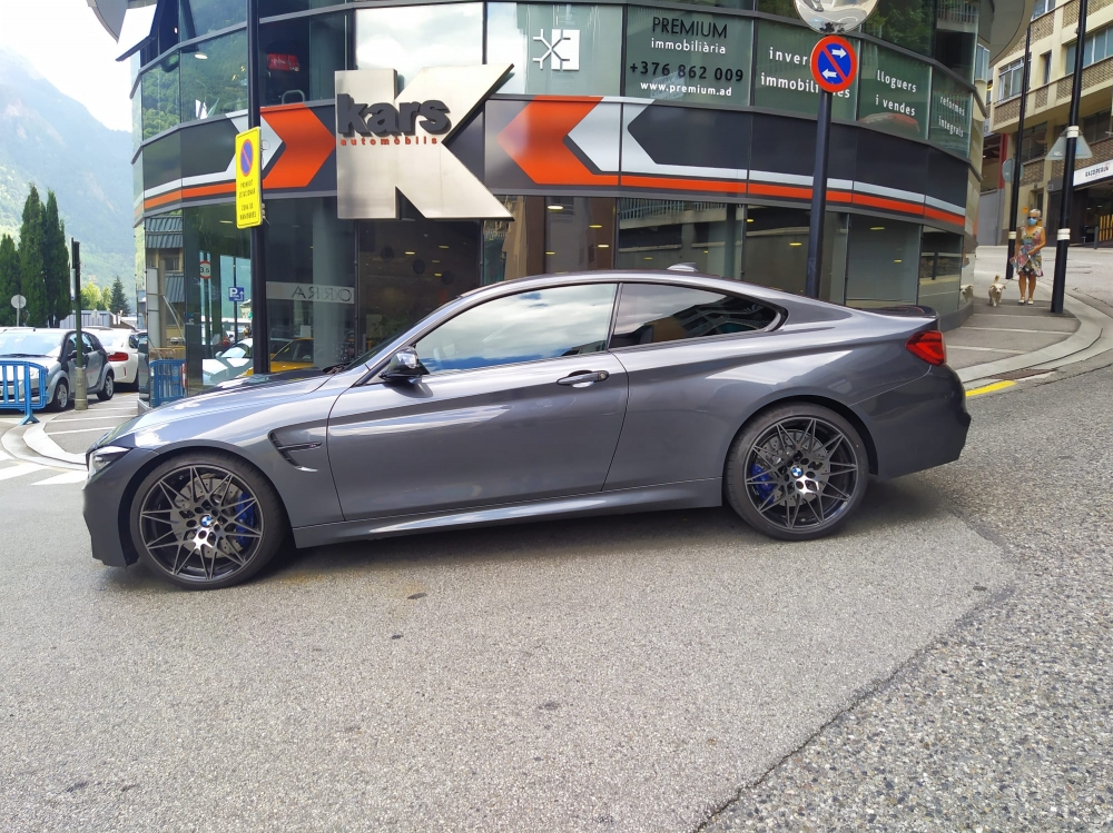 BMW M4 Competition