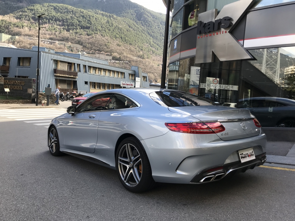 Mercedes-Benz S 63 AMg Coupé 4M